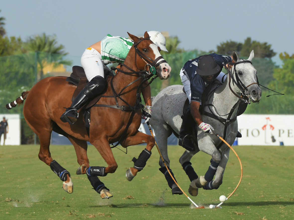 2017-08-14 Dubai vs Ayala Polo Team