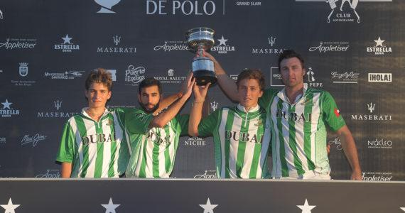 2018-07-29 Entrega Copas Final Copa de Bronce alto HCP