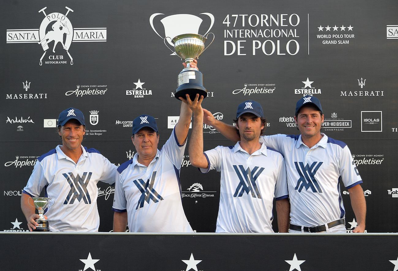 2018-08-03 Ayala vencedor de la Copa de Bronce Estrella Damm de Mediano HCP