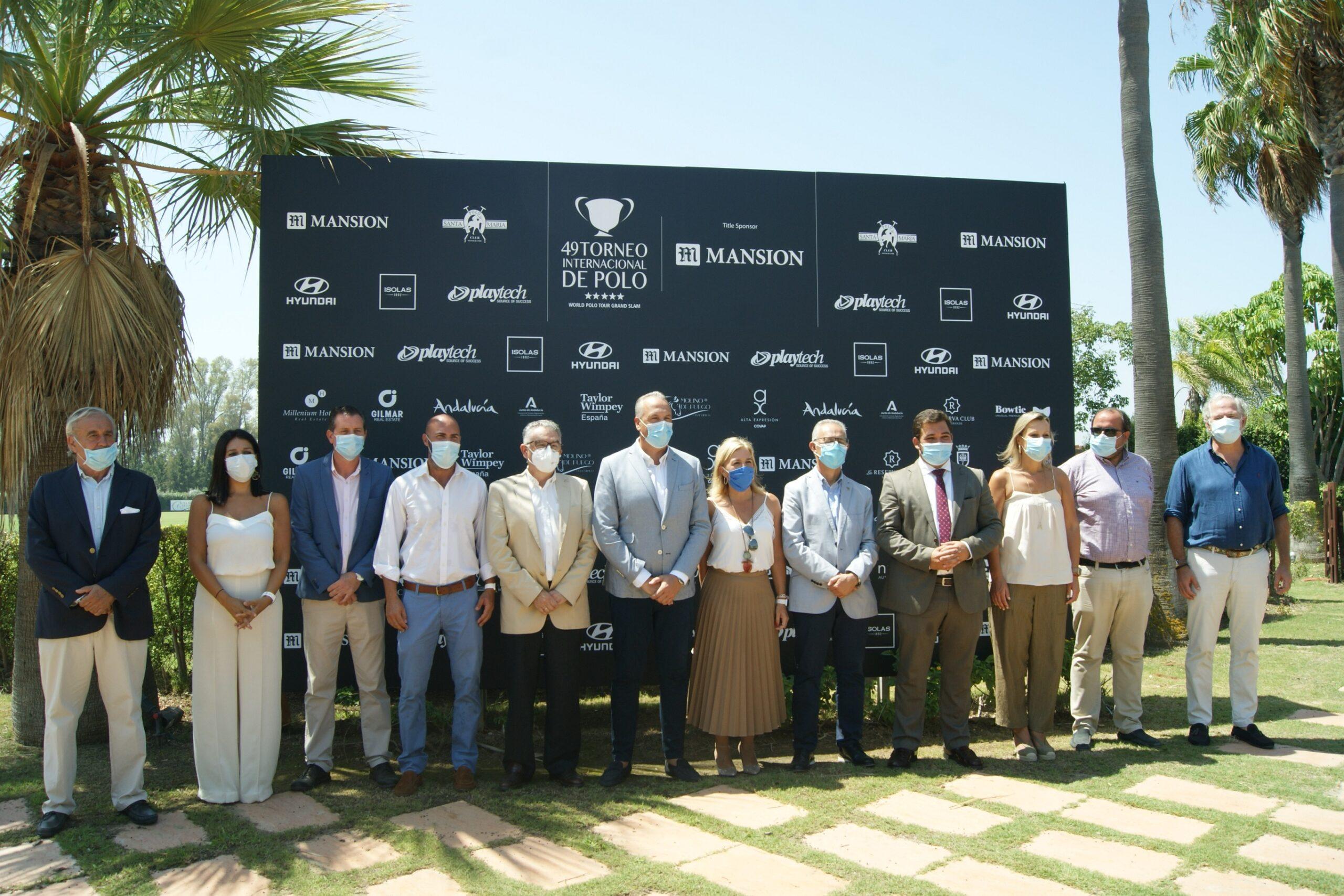 Presentacion 49 Torneo Internacional Mansion de Polo